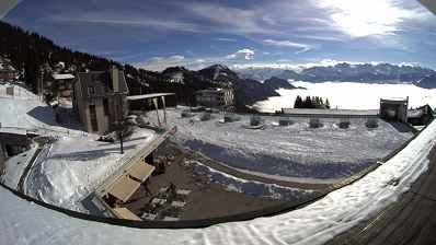 Weggis Hotel Rigi Kaltbad Wetter Swiss Webcams